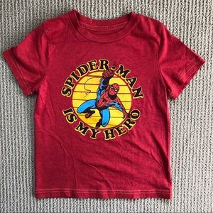 Other - Spider-Man T-shirt size 4